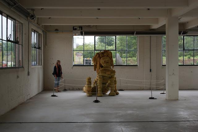 Hond Twente Bienale Hengelo