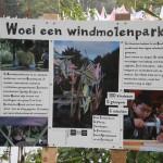 Woei een windmolenpark Amsterdam