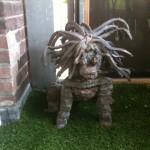 Bronzen Hond Amsterdam
