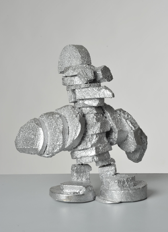 aluminium pinguin Sjoukje Gootjes