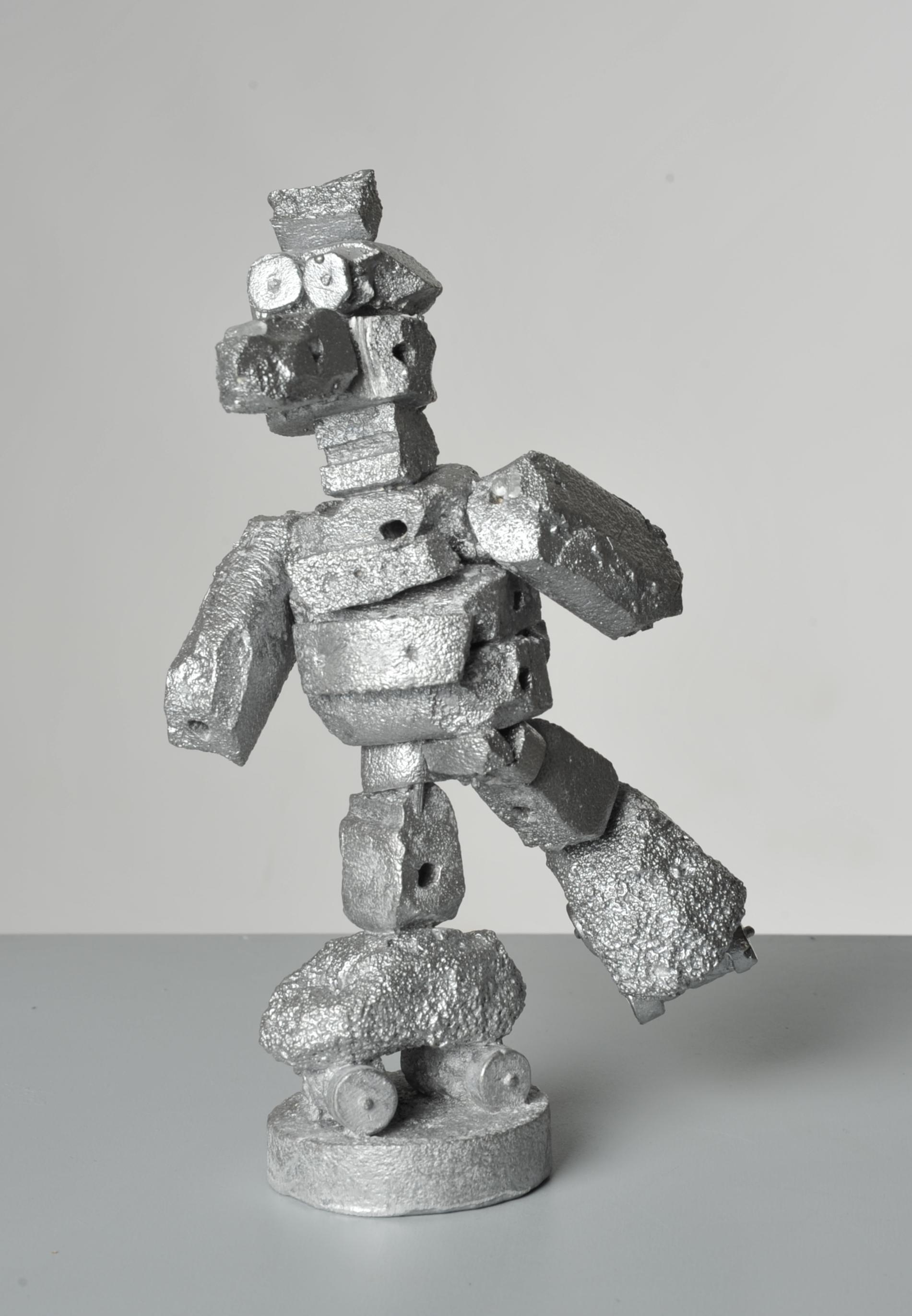 aluminium pinguin rolschaatsen Sjoukje Gootjes