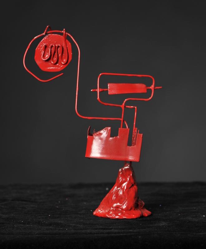 Sjoukje Gootjes 2012 rood 2