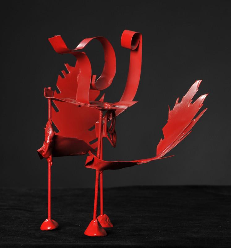 Sjoukje Gootjes 2012 rode vogel