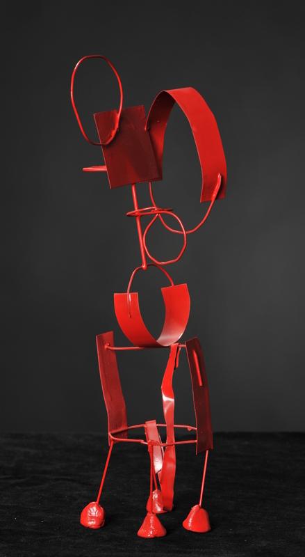 Sjoukje Gootjes 2012 rood 1