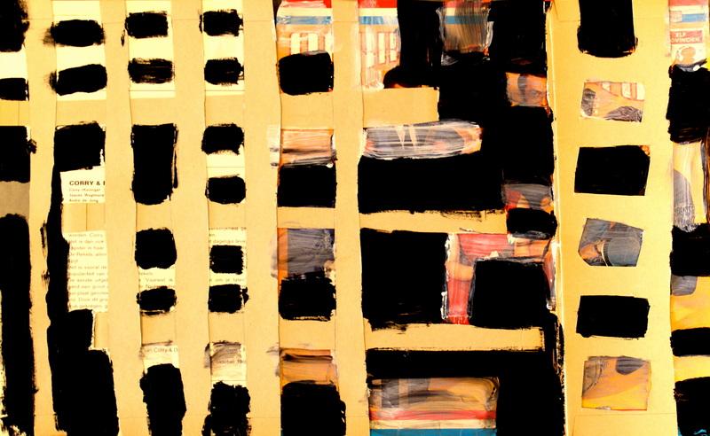 Collage Ladder