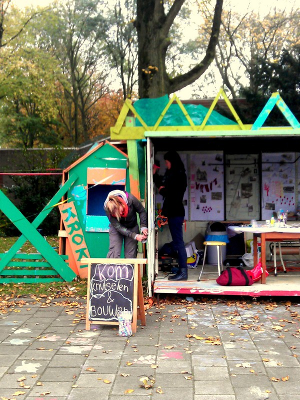 In het hart van je fantasie 1 2011, Amsterdam