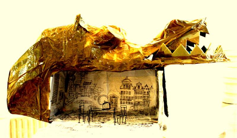 Maquette In Het Hart Van Je Fantasie Amsterdam