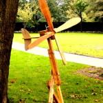 Windmolen bouw pakket voor kinderen